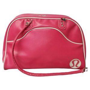 Vintage Lululemon Classic Motion Bowler Bag